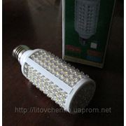 Светодиодная лампа (168 сверхъярких светодиодов) мощность 9W