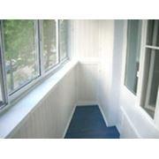 Балкон Изделия металлопластиковые фото