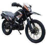 Кроссовый мотоцикл Барс (250см3) фото