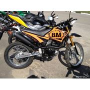 Мотоцикл BM Enduro фото