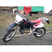Мотоциклы эндуро HONDA CRM250AR фото