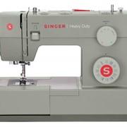 Машины бытовые швейные Швейная машина SINGER 4432 Heavy Duty (32 строчек, петля автомат, нитевдеватель, скорость 1100ст/мин, мощность 90Вт) New фото