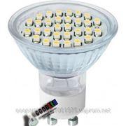 Светодиодная лампочка GU10 4Вт.