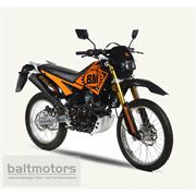Мотоцикл Baltmotors Enduro 200 DD фото