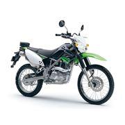 Мотоцикл эндуро Kawasaki KLX125 фото