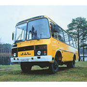 Автобус малого класса ПАЗ-3206 (повышенной проходимости) фото