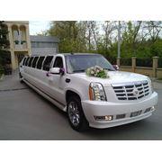 Лимузины свадебные фото