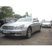 Продажа подержанных автомобилей MERCEDES CLS 2004 фото