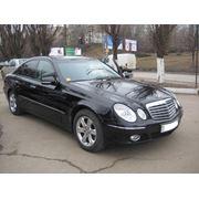 Продажа покупка подержанных автомобилей MERCEDES e class 2007 фото