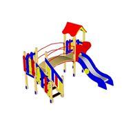 Игровые комплексы для детей от 3 до 6 лет фото