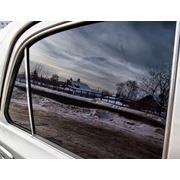 Тонирование автомобильных стекол фото