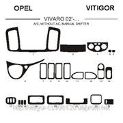Opel VIVARO 02' - ... Светлое дерево, темное дерево, темный орех, черный, синий, желтый, красный фото