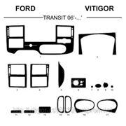 Ford TRANSIT 06' - ... Светлое дерево, темное дерево, темный орех, черный, синий, желтый, красный фото