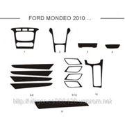 Ford MONDEO 10' - ... Светлое дерево, темное дерево, темный орех, черный, синий, желтый, красный фото