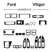 Ford MONDEO 03' - ... Светлое дерево, темное дерево, темный орех, черный, синий, желтый, красный фото