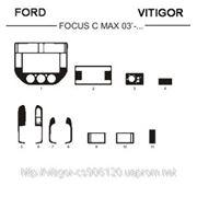 Ford FOCUS C MAX 03' - ... Светлое дерево, темное дерево, темный орех, черный, синий, желтый, красный фото