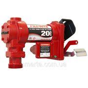 Насос для перекачки бензина FR4205, 12В, 75 л/мин, Tuthill Fill-Rite (США) фото