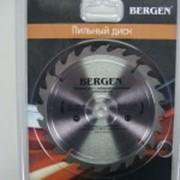 Пильный диск Bergen т/спл 150х24Тх20мм фото