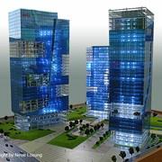 Изготовление макетов зданий фото