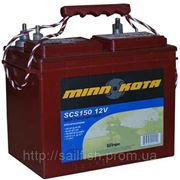 Аккумулятор тяговый MinnKota SCS 150 DC (100Ah) фото