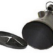 BGNT0000000100 Насадка газоприёмная 100 мм. из каучука с заслонкой фото