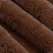 Мех К/1 ZX2015-1 ЛАЙТ СОФТ 26 шоколад 550г/м.кв. 10мм 150см фото