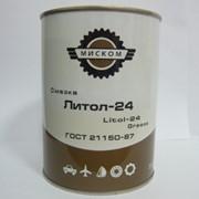 Смазка Литол-24 фото