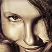 Портрет по фото фото
