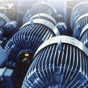 Электродвигатели с вентиляторным охлаждением фото