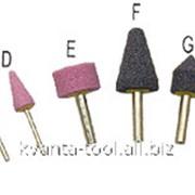 Набор шарошек GS-10, 5шт-хвостовик 3мм, 5шт-хвостовик 6мм, 30366 фото