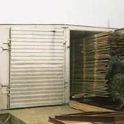 Сушка древесины в сушильных камерах фото
