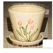 Горшок для цветов керамический 1 фото