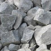Гипсовый камень (щебень) фото