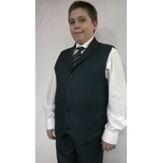 Школьный костюм (эконом) для мальчика. фото