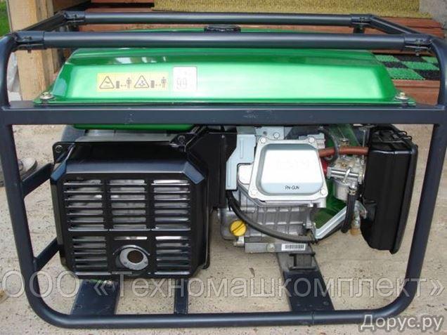 Компактный генератор бензиновый