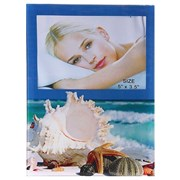 Фоторамка Сима 09*13 стекло Морские ракушки фотография