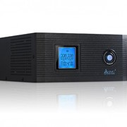 DI-600-F-LCD SVC инвертор, 600VA/500W, Коробка, Чёрный фото