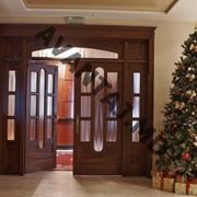 Двери Классические массив, арт. 27 фото