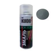 Краска эмаль Алкидная (KUDO) 520 мл серебро фото