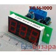 Цифровой термометр с выносным датчиком Т056 дюйма -1000 (0 - +1000С 1С) датчик ТХА (продается отдельно) фото