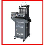 Очистка инжектора OMAS GL-6A фото