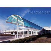 Система светопропускающих поликарбонатных покрытий Danpalon фото