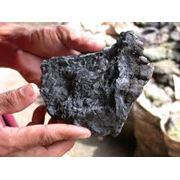 Марганцевая руда с содержанием Mn не менее 30% фракция от 40-100 мм фото