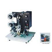 Полуавтоматический контактный термопринтер HP-241С с красящей лентой фото