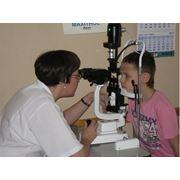 Лечение последствий травм глаз в Кишиневе фото