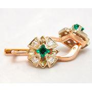 Изготовление золотых изделий на заказ с драгоценными камнями 14 карат18 карат22 карата фото
