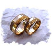 Изготовление свадебных колец на заказ в Ювелирной мастерской Aur 24 Carate SRL фото