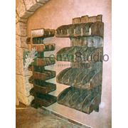 Дизайн винотеки фото