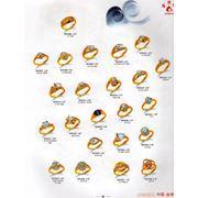 Золотые кольца на заказ каталог и фото фото