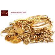 Золотые изделия под заказ в Молдове фото